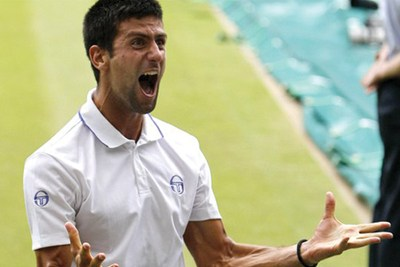 Novak heard he was named ATJ Sports Star of the Year