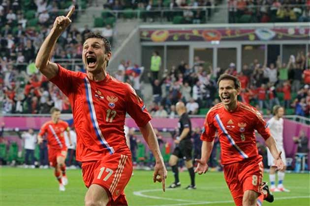 I told you Andrei could run!