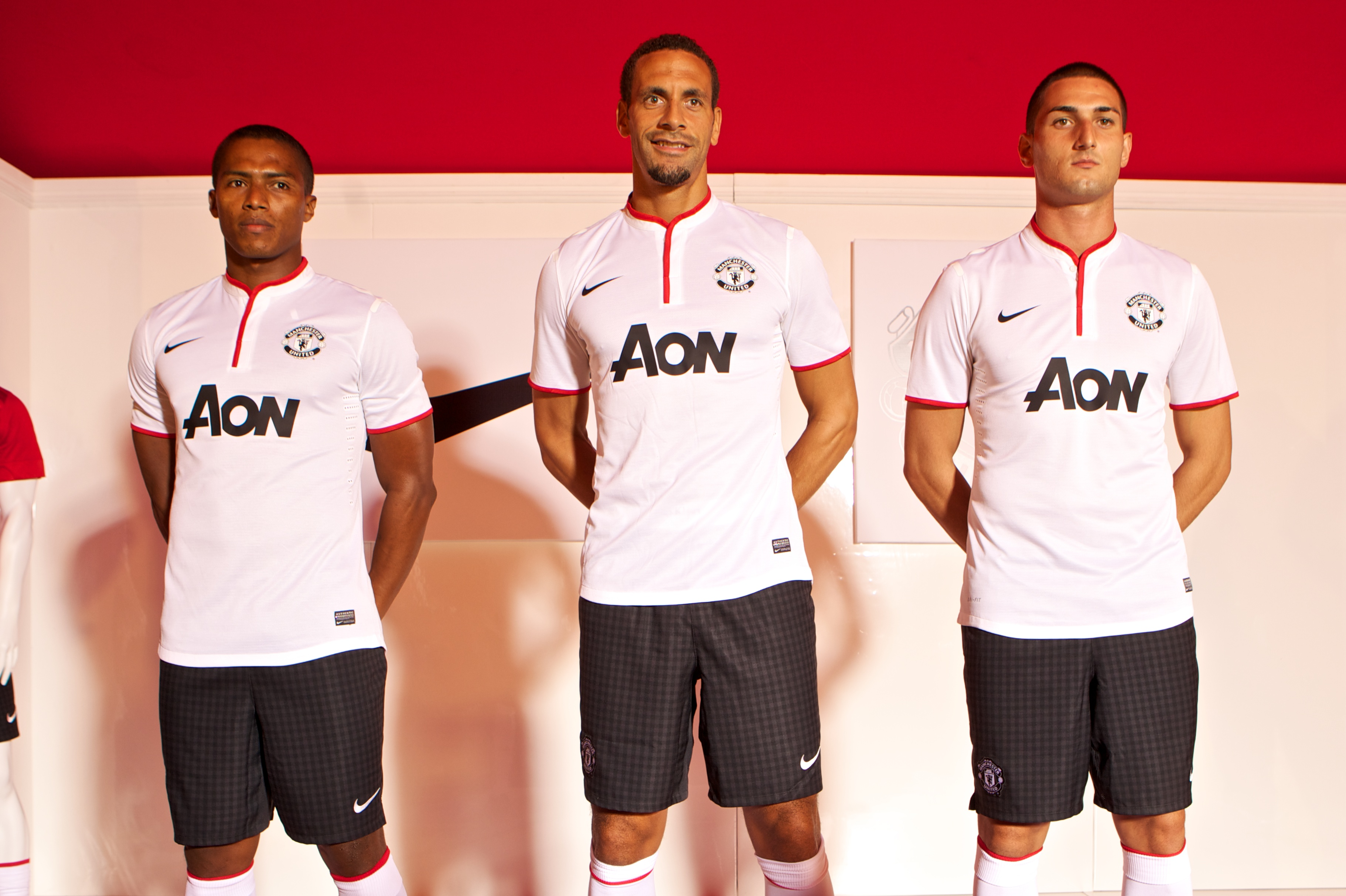 reputable site 3b3f3 f48dc NIke Unveils Manchester United's Away Kit for 2012-13 – All ...