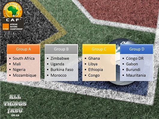 All the CHAN 2014 Fixtures