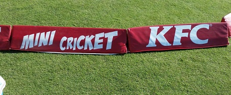 KFC doing Incredible things with Mini Cricket