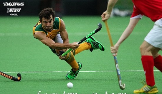 Reviewing the SA Hockey series against Austria