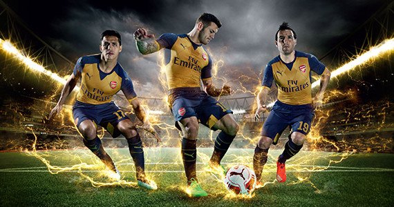 Arsenal Away (1)