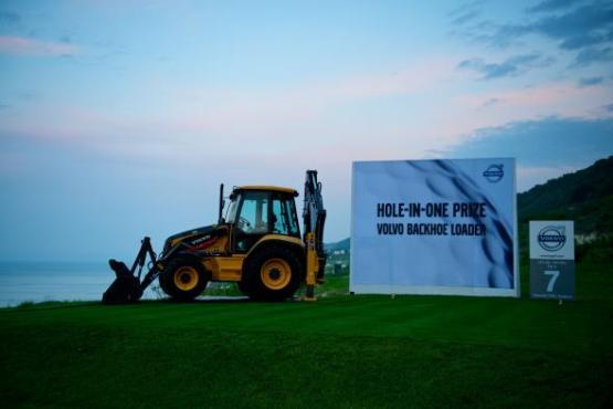 © Volvo in Golf