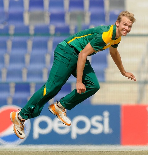 ICC Under 19 World Cup - South Africa v Zimbabwe