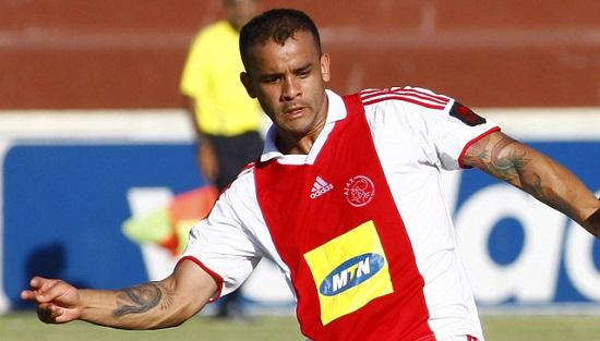 Football - ABSA Premiership 09/10 - Ajax Cape Town v Mpumalanga Black Aces - Boland Stadium