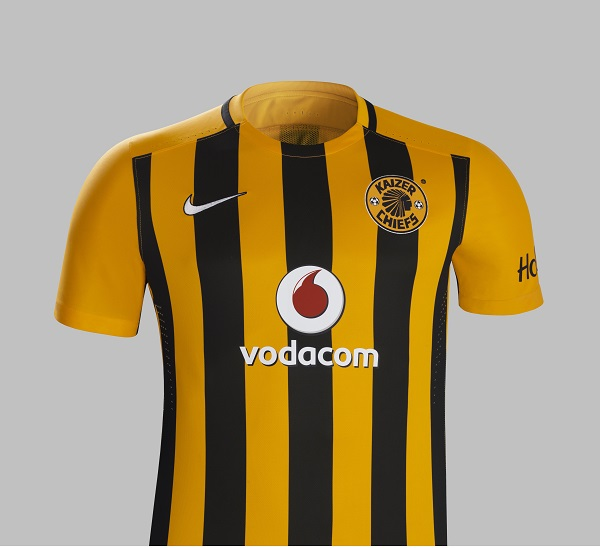 Nike Kaizer Chiefs 2015-16 Home Jersey