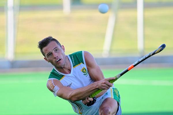 Rhett Halkett - Potential South African Skipper?